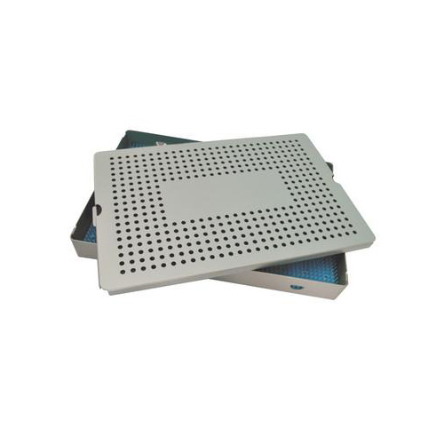 ALUMINUM-STERILIZATION-TRAY-DEEP-SINGLE-LAYER-15''-L-X-10''-W-X-1