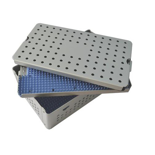 ALUMINUM-STERILIZATION-TRAY-LARGE-DEEP-DOUBLE-LAYER-SIZE-10''-L-X-6''-W-X-1